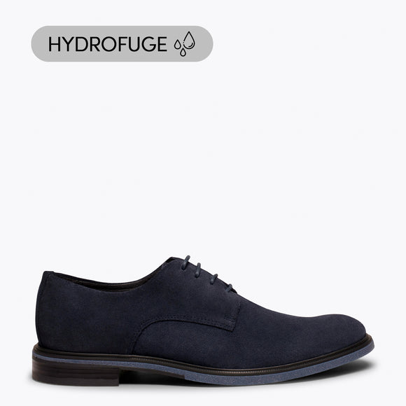 HARVARD - Chaussure pour homme BLEU MARINE hydrofuge
