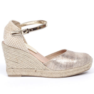 Espadrilles Star Champagne