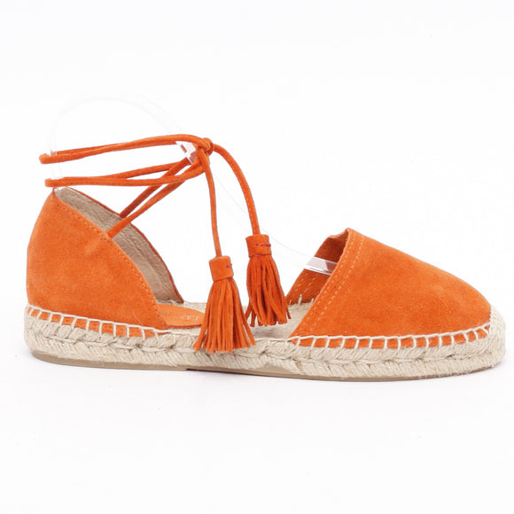 Espadrilles Princess Orange
