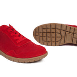 Basket Memory Foam Homme Rouge