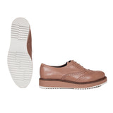 DERBY ANGLAIS- Blucher style oxford MAKEUP