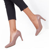 URBAN GLAM - Talons aiguilles stiletto ROSE NUDE