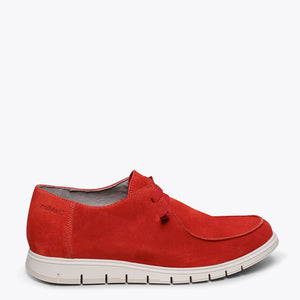 DUBLIN - Chaussures casual ROUGE pour homme