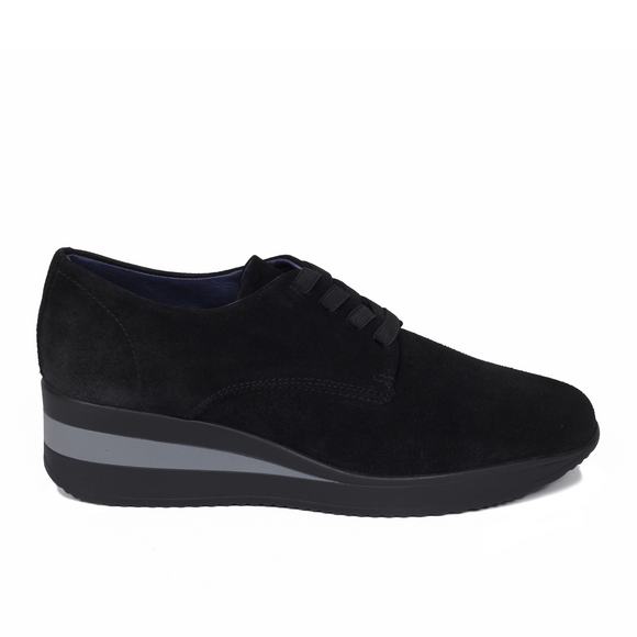 Derbies Confort Noir