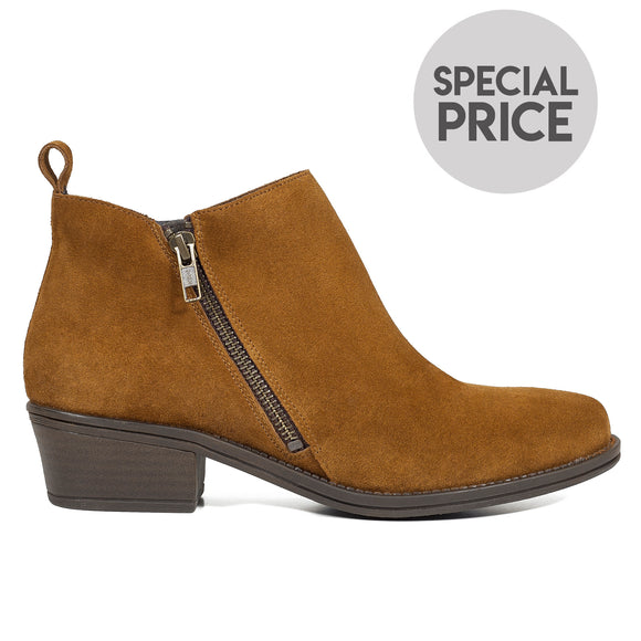 BOTTINE MODE - Special price CAMEL