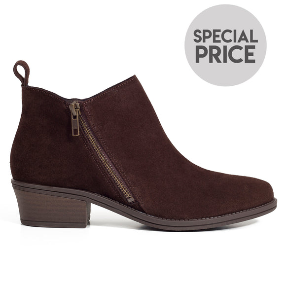 BOTTINE MODE - Special price MARRON