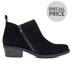 BOTTINE MODE - Special price NOIR