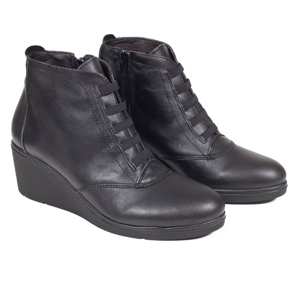 bottines-a-talon-noir