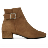 bottines-chic-pour-femme-marron