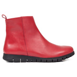 Bottine URBAN 360º - Bottine confortable ROUGE