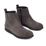 Bottine URBAN 360º - Bottine confortable GRIS