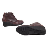 bottines-a-talon-bordeaux