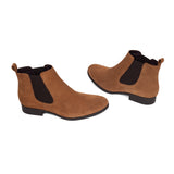 bottines-a-talon-camel