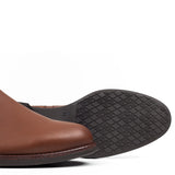 les-bottines-plus-confortables-cognac