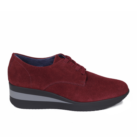 Derbies Confort Bordeaux