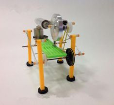 DIY Stirling Engine Model Education KIT 4 legged robot
