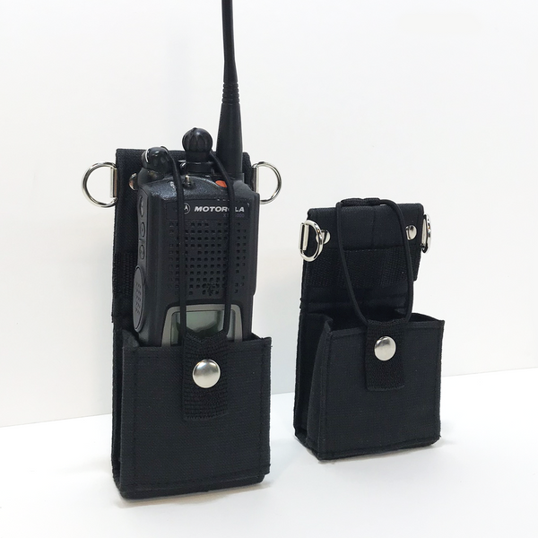 Bunker Gear Radio Cases in Black