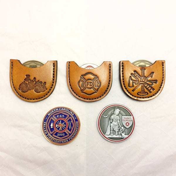 Challenge Coin Pocket Holder