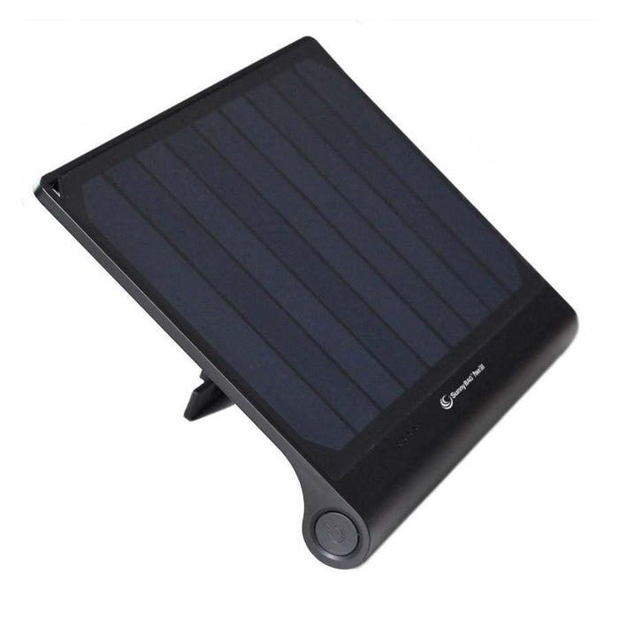 Chargeur solaire nomade PowerTAB avec port USB + éclairage LED - pour iphone ou android samsung huawei lg sony