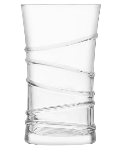 RING Drinking Glass, Pack of 6