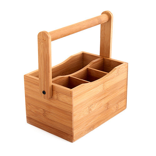Utensil Holder Bamboo