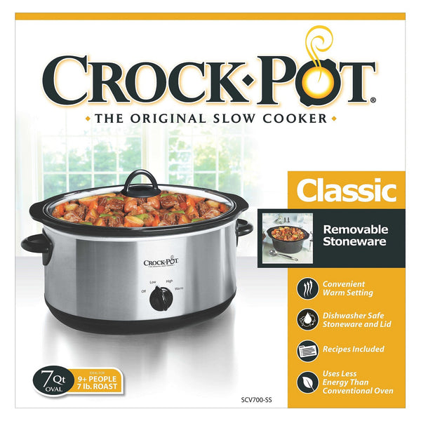 Crockpot Slow Cooker- <strong>MULTIPLE SIZES</strong>