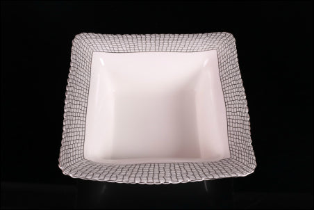Crocodile Large Sq Bowl
