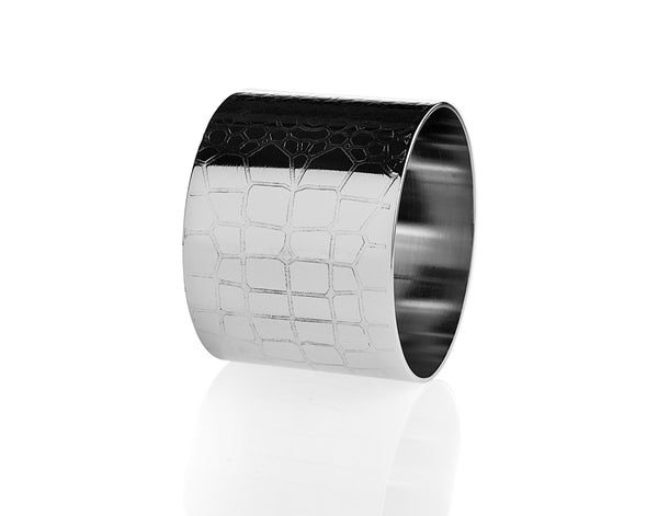 Croco Design Napkin Rings.jpg