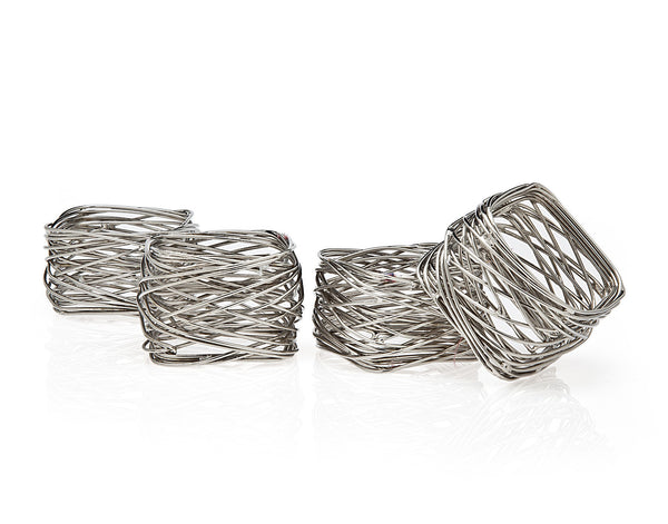 Set of 4 Square Mesh Napkin Rings.jpg