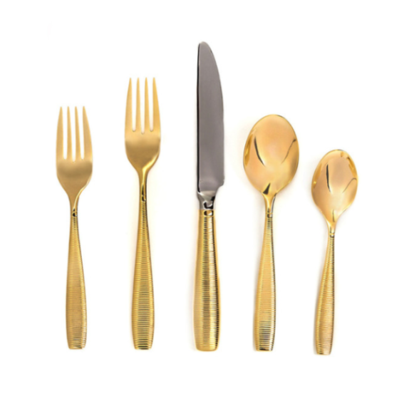 Linear Gold 20 Pc