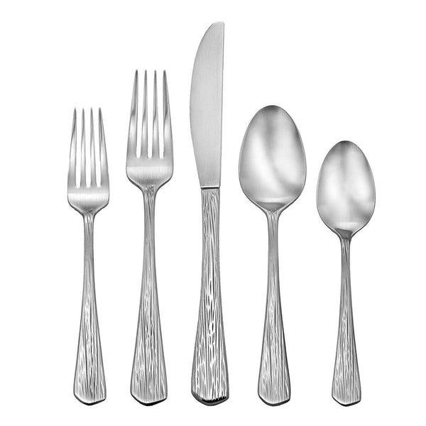 Oneida Tacoma 45-Piece Flatware Set