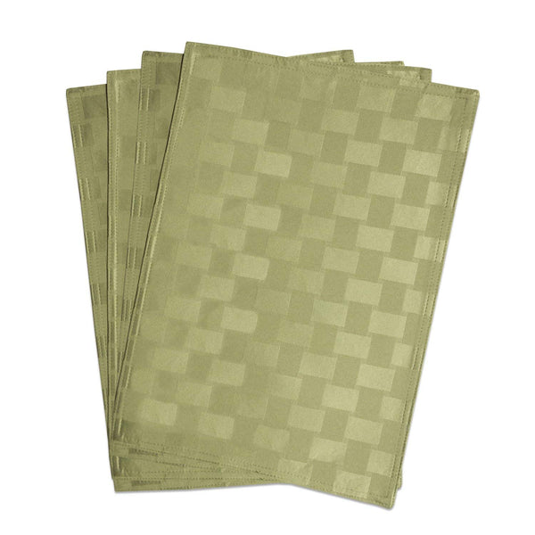 Reflectios Microfiber Placemat <strong>ASSORTED COLORS</strong>