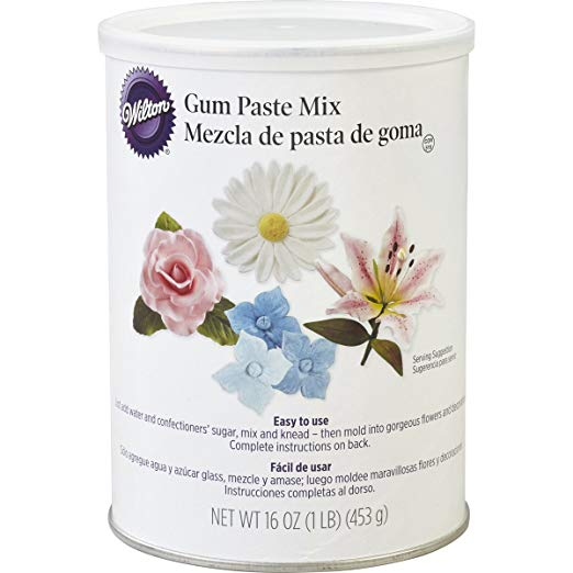 Wilton Gum Paste Mix, 16 Ounce
