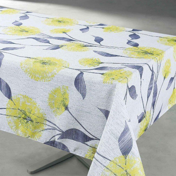 Dandy Tablecloth  - Water Resistant- Wipe Down <strong>ASSORTED COLORS</strong>