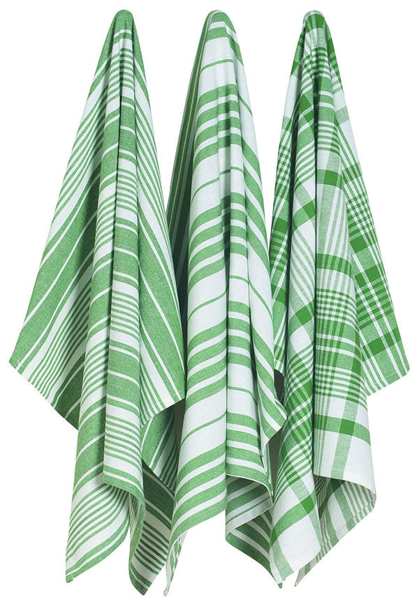 Verde Jumbo Dishtowels  Set of 3 <strong>ASSORTED COLORS</strong>