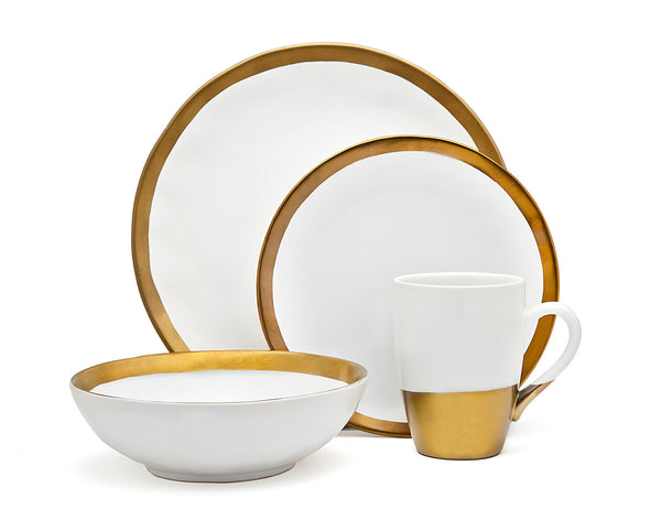 TERRE D'OR 16pc DINNER SET
