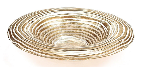 Round Ribbon Bowl