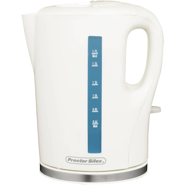 Proctor Silex 1.7 Liter Cordless Electric Kettle