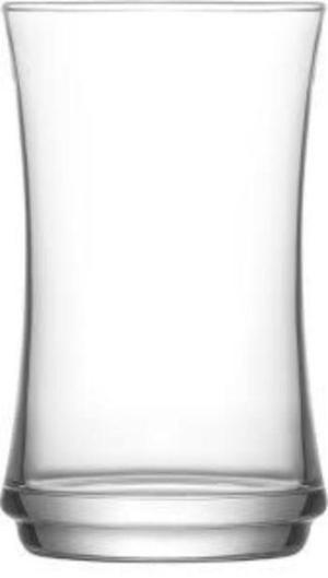 Pack of 6  LUNE 12.25 Oz Drinking Glass