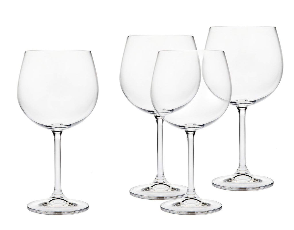 Meridian  19oz Balloon Goblets, Set Of 4