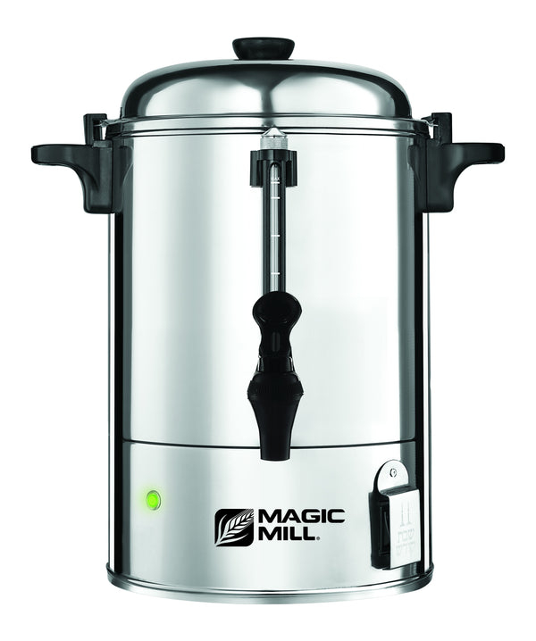 Magic Mill Stainless Steel Water Urn.  <strong>Multiple Sizes</strong>