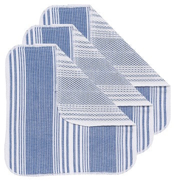 Royal Scrub-It Dishcloths  Set of 3 <strong>ASSORTED COLORS</strong>