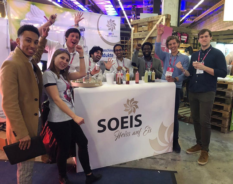 SOEIS am Startsummit 2019 St. Gallen