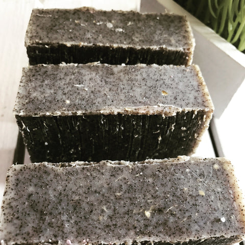 Rosemary Beach Feet Exfoliating Soap 6.0 ounces