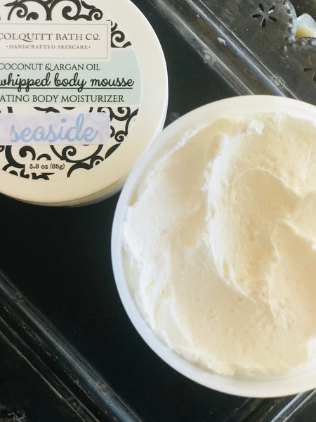 Whipped Body Mousse 3.8 ounces