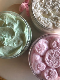 Whipped Soap Body Frosting And Shaving Soap