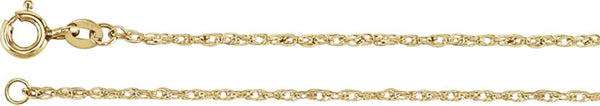 Glimmer Diamond Oval Necklace, 10k Yellow Gold, 12k Green and Rose Gold Black Hills Gold Motif, 18""