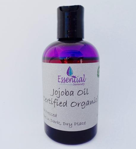 Jojoba Oil (Cetified Organic)
