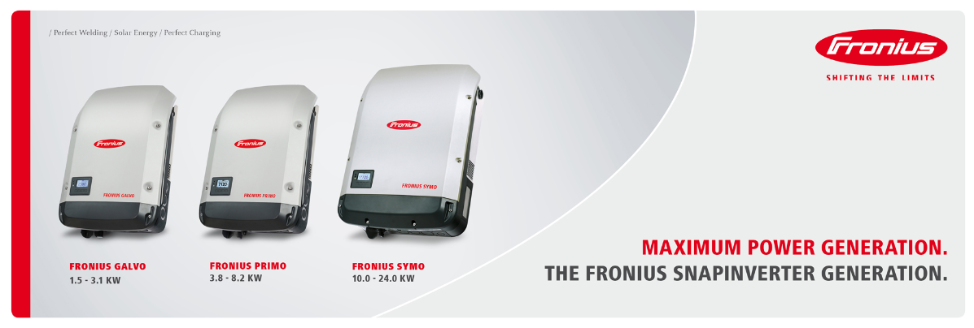 FRONIUS SYMO 10.0-3 208-240 THREE PHASE COMMERCIAL INVERTER