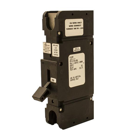 Schneider, Circuit Breaker, 250A, 160VDC, 1 Pole, Use For Conext XW SW - Solar Gear Supply